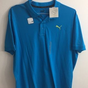 Puma Men's Size XL Polo
